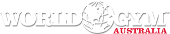 World Gym Australia Logo