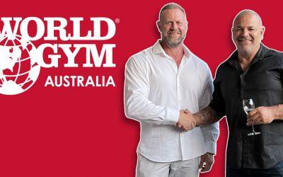 WORLD GYM AUSTRALIA WELCOMES 10,000 NEW MEMBERS