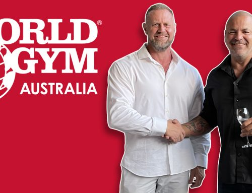 WORLD GYM AUSTRALIA WELCOMES 10,000 NEW MEMBERS