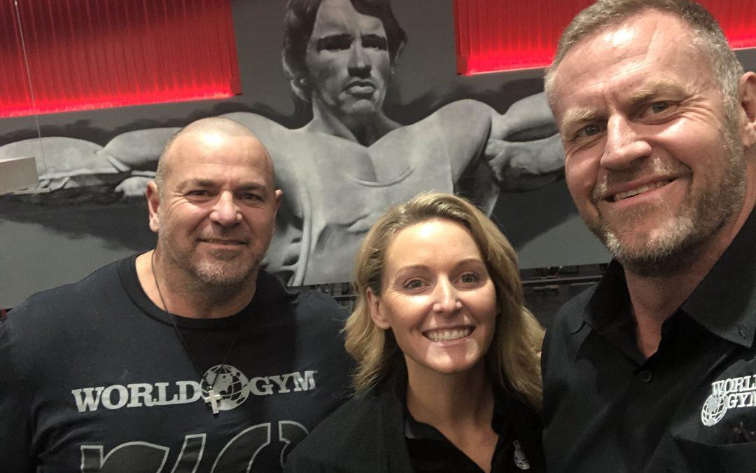 World Gym Australia promotes Amanda Fraser to Chief Operating Officer