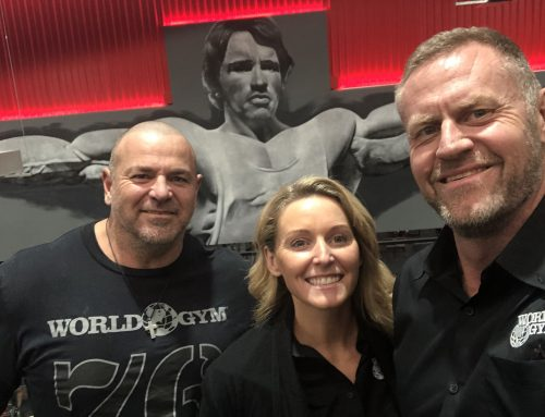 WORLD GYM AUSTRALIA PROMOTES  AMANDA FRASER TO CHIEF OPERATING OFFICER